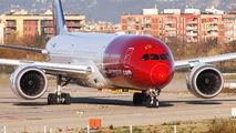 SE-RXM - Norwegian Long Haul Boeing 787-9 Dreamliner aircraft
