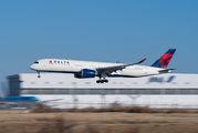 N504DN - Delta Air Lines Airbus A350-900 aircraft