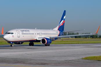 VP-BSB - Aeroflot Boeing 737-800