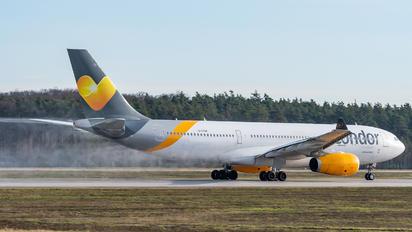 G-VYGK - Condor Airbus A330-200