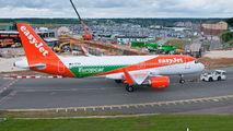 G-EZPD - easyJet Airbus A320 aircraft