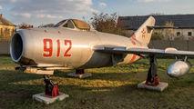 912 - Hungary - Air Force Mikoyan-Gurevich MiG-15bis aircraft