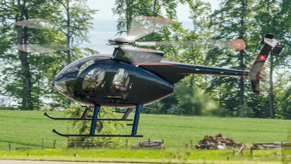 HB-ZWW - Private MD Helicopters MD-500E