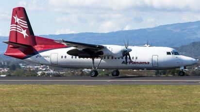 HP-1606PST - Air Panama Fokker 50