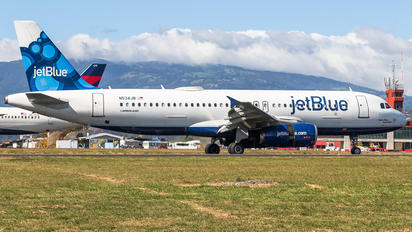 N534JB - JetBlue Airways Airbus A320