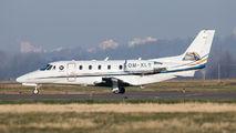 OM-XLS - Private Cessna 560XL Citation Excel aircraft