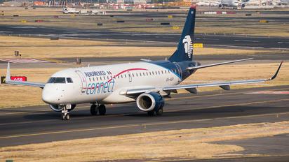 XA-AEP - Aeromexico Connect Embraer ERJ-190 (190-100)
