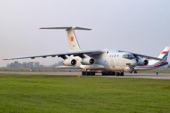 21047 - China - Air Force Ilyushin Il-76 (all models)