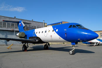87216 - SibNIA Yakovlev Yak-40