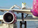 HA-LYP - Wizz Air Airbus A320 aircraft