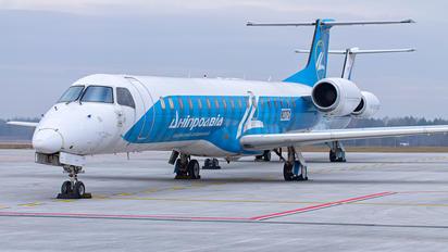 N37FX - Dniproavia Embraer EMB-145