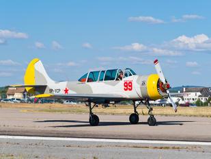 SP-YCP - Yakstars Yakovlev Yak-52