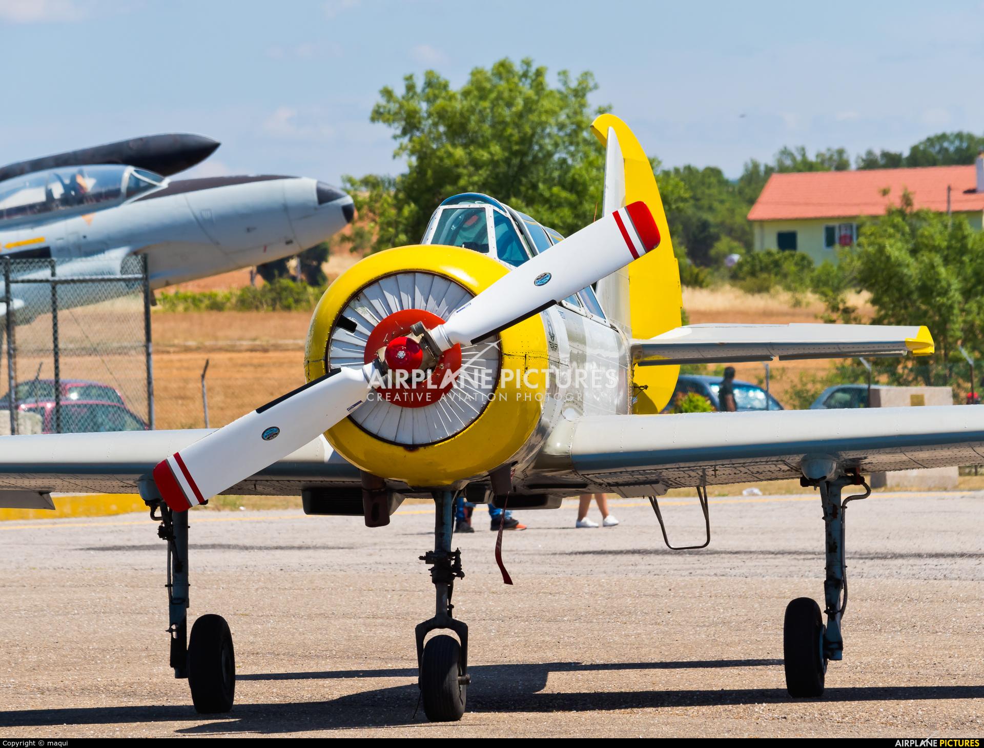 Yakstars SP-YCP aircraft at Bragança