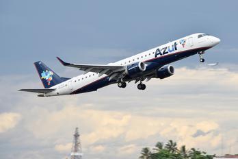 PR-AUM - Azul Linhas Aéreas Embraer ERJ-195 (190-200)