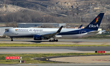 CP-3017 - Boliviana de Aviación - BoA Boeing 767-300ER