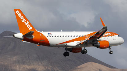OE-INF - easyJet Europe Airbus A320