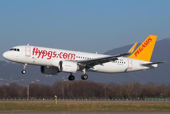 TC-NCB - Pegasus Airbus A320