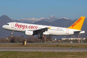 TC-DCJ - Pegasus Airbus A320