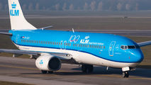 PH-BXF - KLM Boeing 737-800 aircraft
