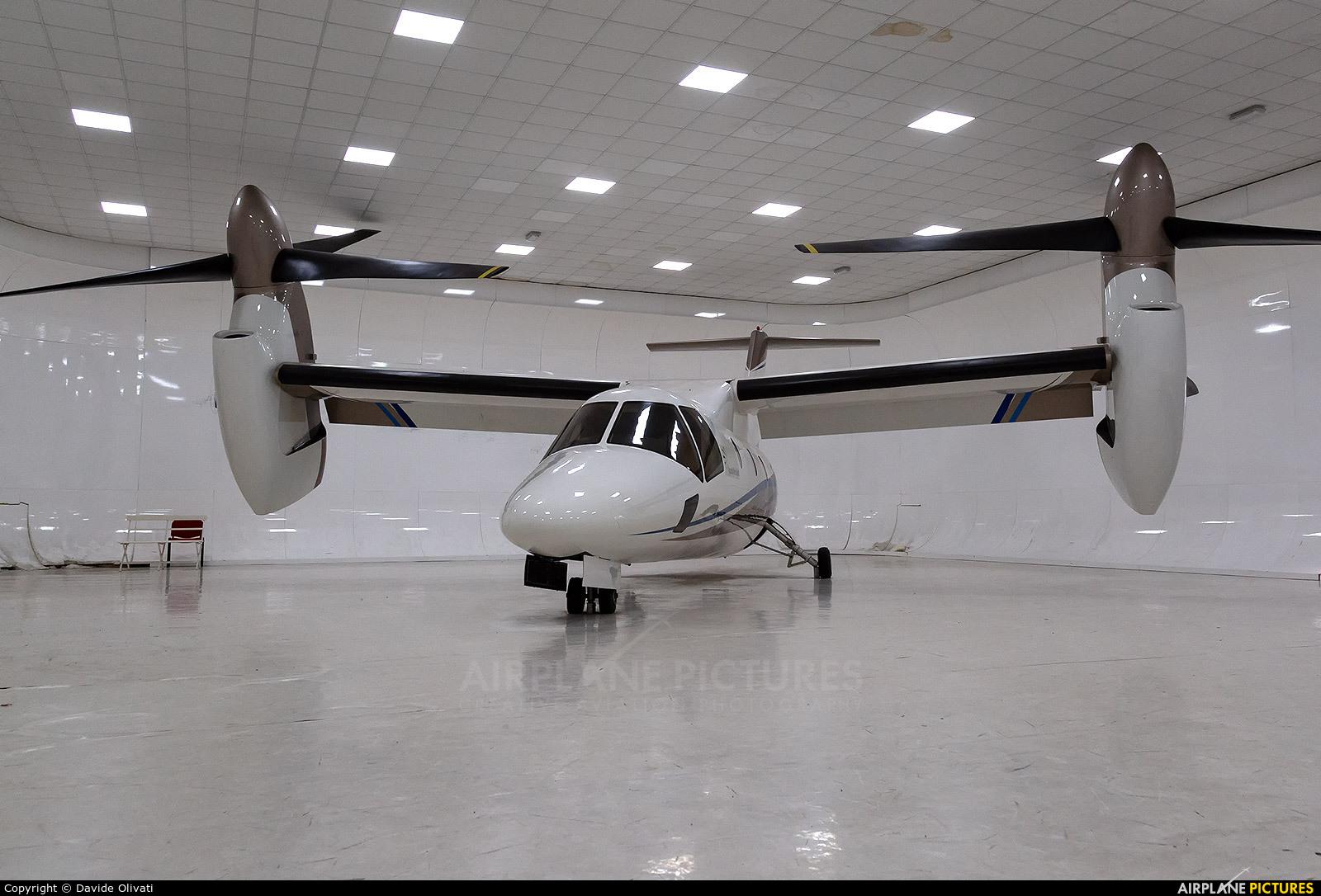 Bell/Agusta Aerospace N609TR aircraft at Milan -  Volandia Aviation Museum