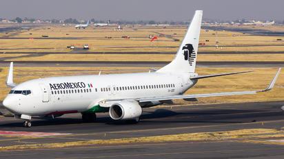 XA-DDD - Aeromexico Boeing 737-800