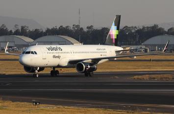 XA-VLL - Volaris Airbus A320