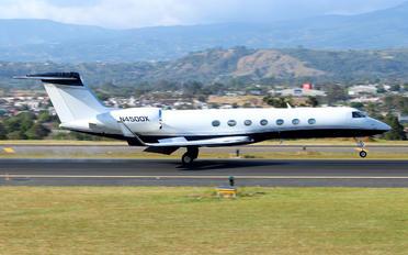 N4500X - Private Gulfstream Aerospace G-V, G-V-SP, G500, G550