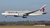 A7-BCT - Qatar Airways Boeing 787-8 Dreamliner aircraft