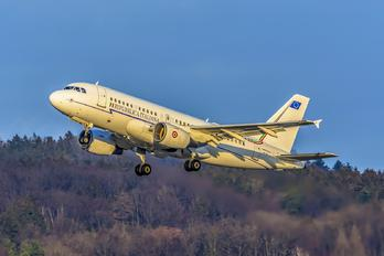 MM-62209 - Italy - Air Force Airbus A319 CJ
