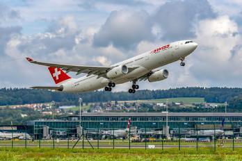 HB-JHD - Swiss Airbus A330-300