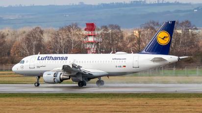 D-AIBJ - Lufthansa Airbus A319