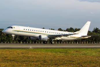 PP-ADV - Private Embraer ERJ-190 (190-100)