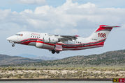 N416AC - Private British Aerospace BAe 146-200/Avro RJ85 aircraft
