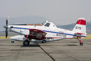 N3070E - Private Air Tractor AT-802