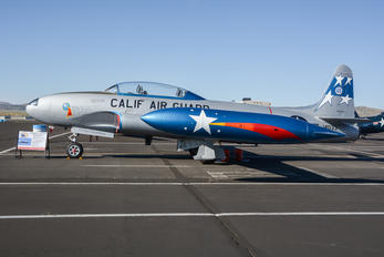 NX6633D - Private Lockheed T-33A Shooting Star