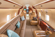 - - Private Bombardier BD-100 Challenger 300 series aircraft