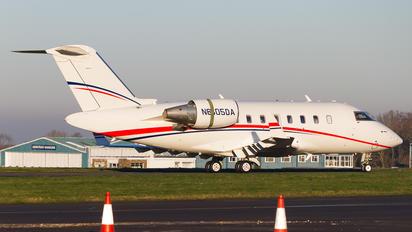 N605DA - Private Bombardier CL-600-2B16 Challenger 604