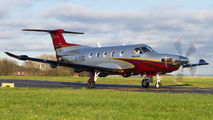 G-FITC - Private Pilatus PC-12 aircraft