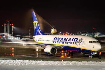 EI-FZP - Ryanair Boeing 737-8AS