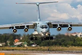 21041 - China - Air Force Ilyushin Il-76 (all models)