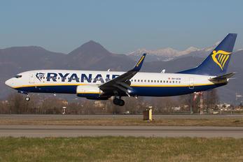 9H-QCB - Ryanair Boeing 737-8AS
