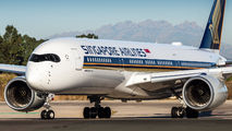 9V-SMY - Singapore Airlines Airbus A350-900 aircraft