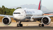 A6-EWB - Emirates Airlines Boeing 777-200LR aircraft
