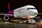 HA-LXW - Wizz Air Airbus A321 aircraft