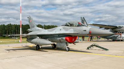 4065 - Poland - Air Force Lockheed Martin F-16C Jastrząb