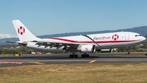 XA-GGL - Aero Union Airbus A300 aircraft