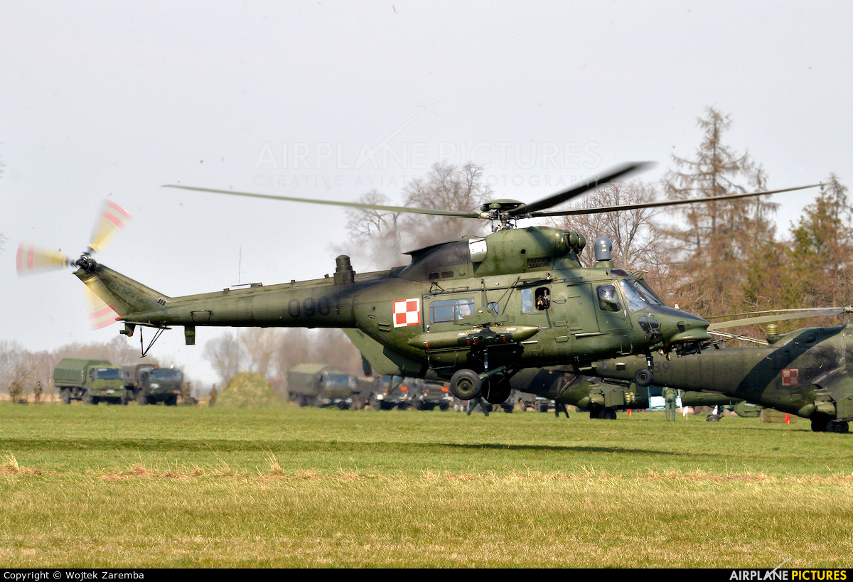 Poland - Army 0901 aircraft at Undisclosed location