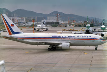 B-1836 - China Airlines Boeing 767-200