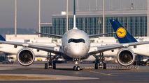 D-AIXK - Lufthansa Airbus A350-900 aircraft