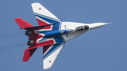 "RF-91933 - Russia - Air Force ""Strizhi"" Mikoyan-Gurevich MiG-29S"